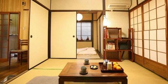 Nhà người Nhật luôn đơn giản nhưng tinh tế