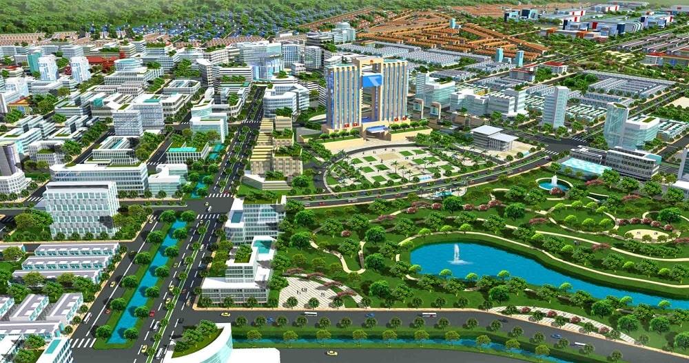 Siêu đô thị vệ tinh Hòa Lạc