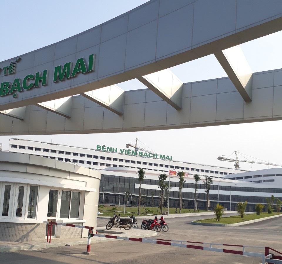 Bệnh viện Bạch Mai cơ sở 2 - Hà Nam