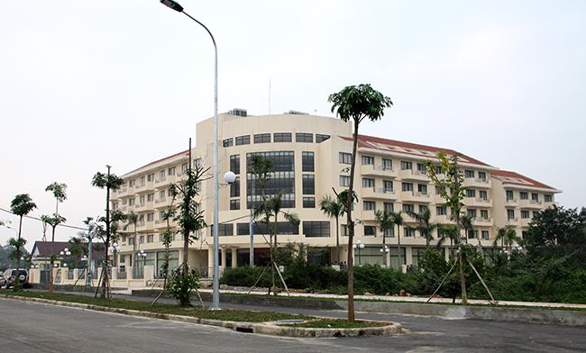 Trường Đại Học Quốc Gia tại Hòa Lạc