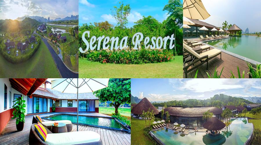 Tiện ích Serena Resort Kim Bôi