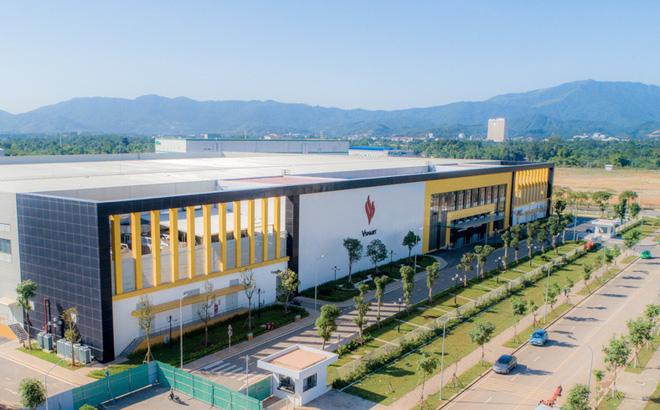 Nhà máy sản xuất điện thoại Vinsmart