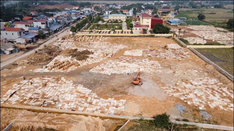 Hình ảnh thực tế dự án Ký Phú Thái Nguyên