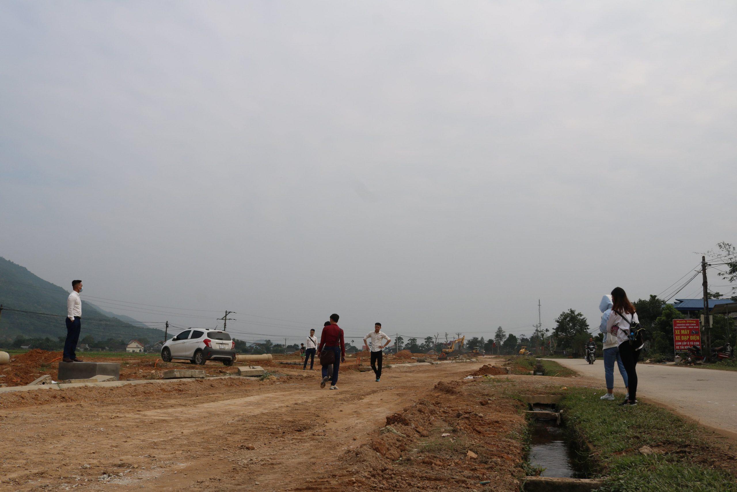 dự án đất nền Ký Phú Thái Nguyên