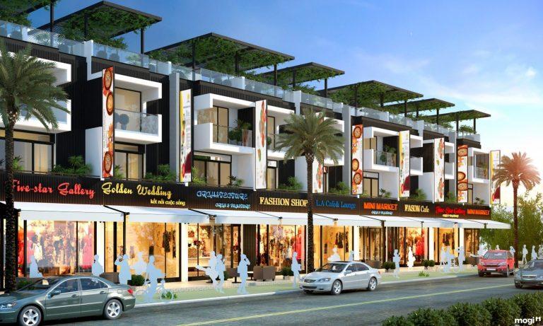 shophouse dự án Ký Phú