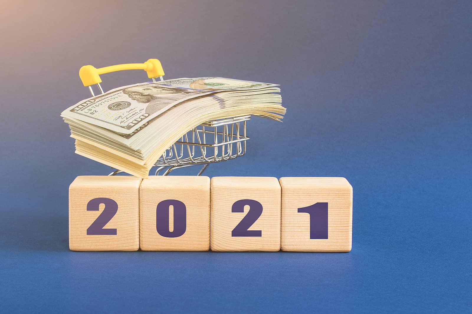 xu hướng đầu tư năm 2021