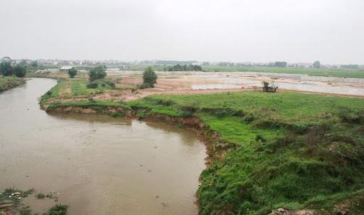 Dự án nắn chỉnh sông Cà Lồ