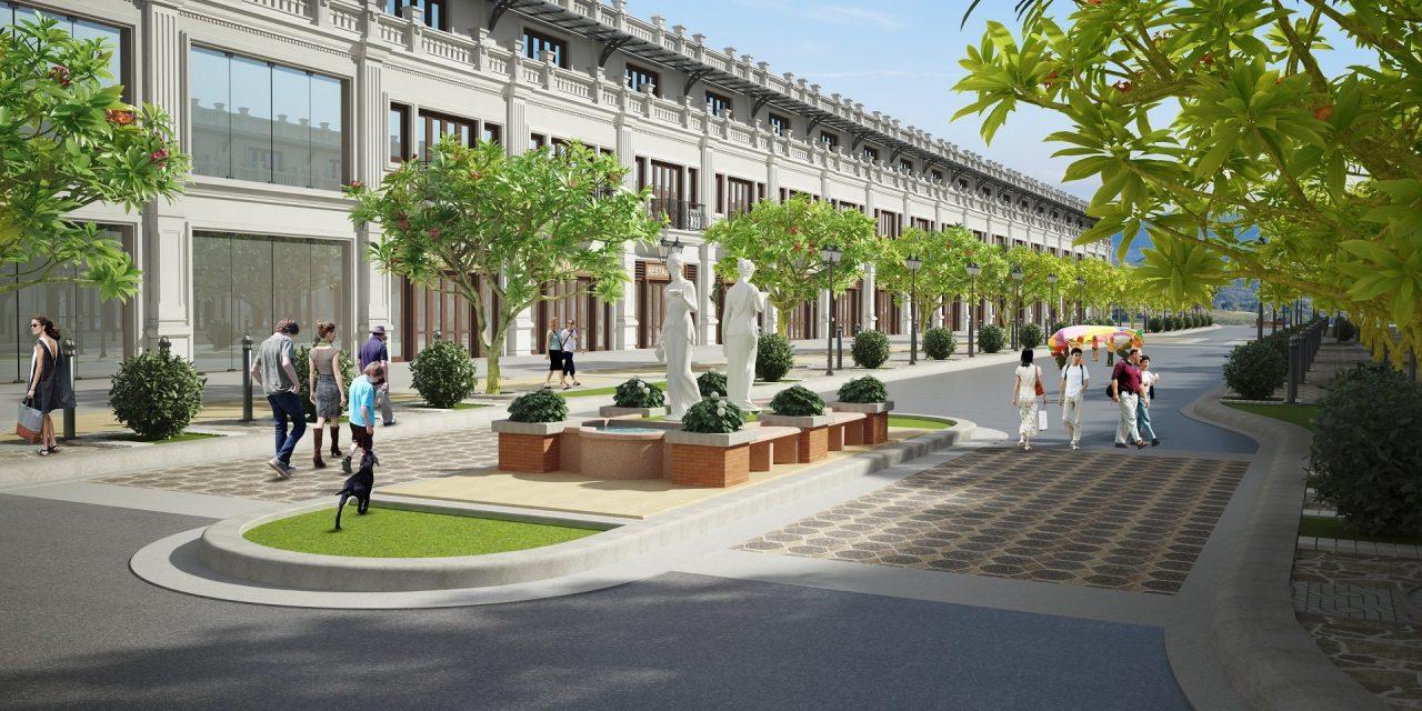 Phối cảnh 3D Khu đô thị Hồng Vũ Sông Công